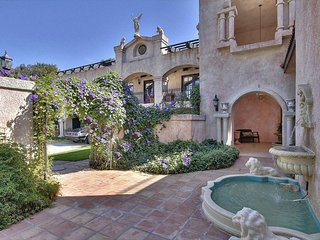 LX 04: French Chateau in Carmel Valley with Amazing View