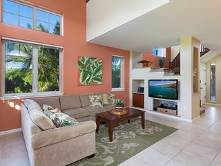 P4 Waikoloa Beach Villas.  Beautiful 3 Bedroom Townhome