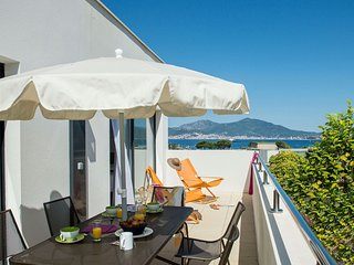 Spacious + Modern Porticcio Apartment | 150m from the Beach!