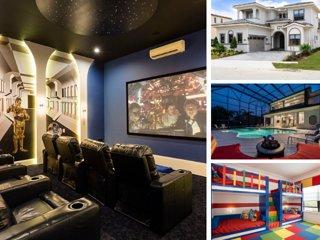 W201 - 7 Bedroom Luxury Mansion on Reunion Resort