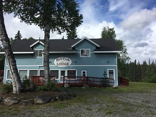 Byers Creek Lodge and Cabin Rentals