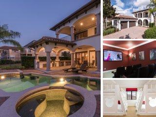W086 - Luxurious 6Br Golf Villa on Reunion Resort