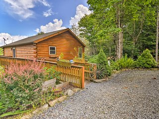 NEW! Beech Mtn Cabin w/Views - 5 Min to Ski Resort