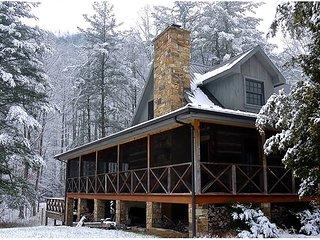 Mountainaire Luxury Cabin