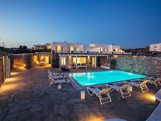 Villa Mando 1-Elegant Villa-Sea View-Private Pool