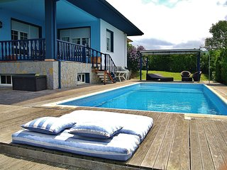 BEAUTIFUL VILLA IN URDAIBAI CLOSE TO BILBAO