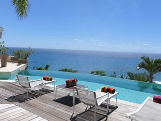 Villa Acamar * Ocean View * Located in  Magnificent Toiny with Private Pool