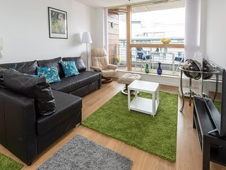 Top Floor Modern 2BD Flat in Northern Quarter