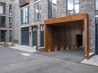 Modern 1BD Flat w/ Roof Top Access in Castlefield