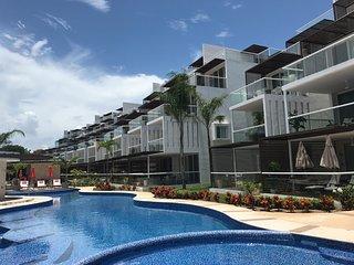 Luxury Ocean View Penthouse in Riviera Maya Resort
