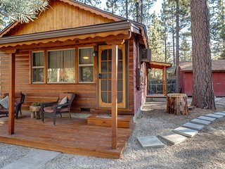 Phil`s Mountain Hideout (AKA Wattage Cottage)