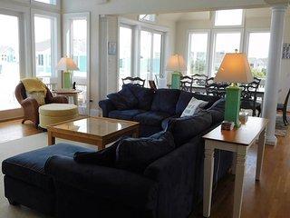 Bright, Open, Living Room