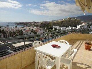 Costa Adeje Large 2 Bedroom Apt with Sea Views