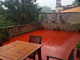 Hospedaje las Barqueras -Apartamento 2 dormitorios terraza