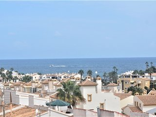 CABO ROIG / LA ZENIA 2 BED SEA VIEW (K1)