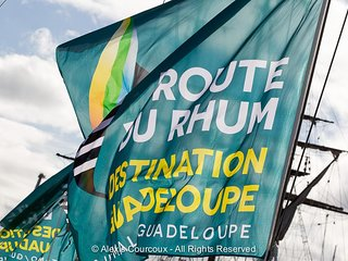 Last chance, Route du Rhum, magnificent boats, festivities, nr St Malo, Dinan