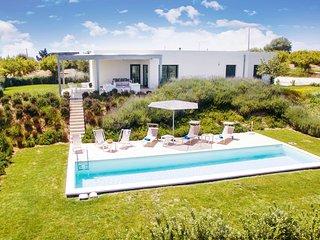 Villa Mennula-Con Piscina Vista Mare e Noto