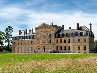 8 bedroom Chateau in Courtomer, Normandy, France - 5049737