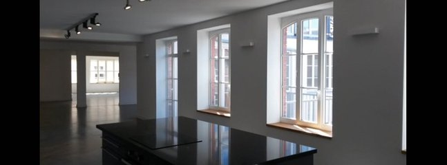Luxus-Loft, Zentrum, direkte Messeanbindung, vacation rental in Hannover