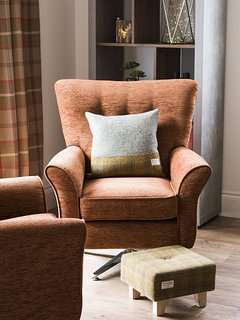 Take in the views of West Loch from the comfort of our Luxury Swivel Chairs.