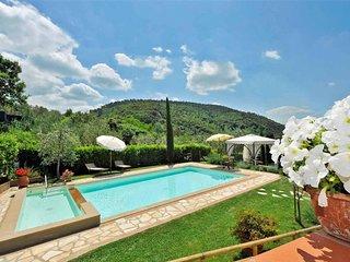 Villa in Montaione ID 3114