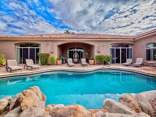 Desirable Neighborhood in Scottsdale - Private Backyard and Pool Area