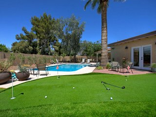 Short Uber ride to Old Town Scottsdale - Pool/Spa