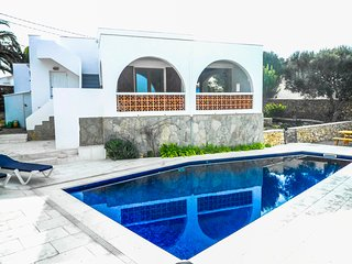 Catalunya Casas: Villa Rina for 6 with a private pool, only 1.2km to Menorca bea