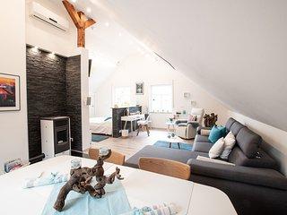 Haus Sybille Ferienwohnung mit Sonnenterrasse, liebevoller, moderner Ausstattung