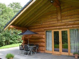 Ewes Water Log Cabins (Birch Cabin)