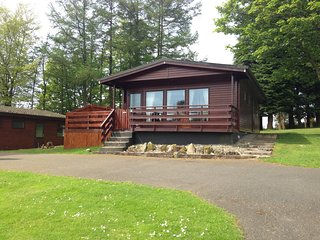 Birch Lodge 14 with Hot tub