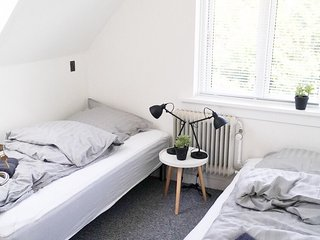 Sleep & Go Copenhagen / Room Nr. 4