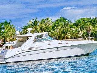 45' Sea Ray - Yacht Party Rental!