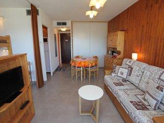 5 pers. 32 m² 3eme étage Sud