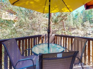 NEW LISTING! Creekside cabin - close to skiing, hiking, and lakeside activities