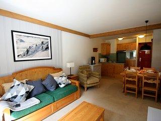 Lovely 4 person apartment Les Arc 1950
