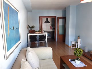 Cosy and comfortable flat, a five-minute-walking to the city center