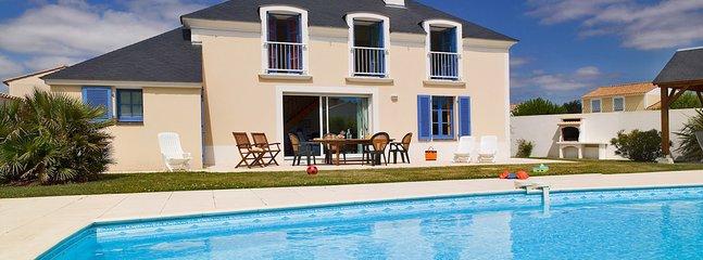 Have fun splashing around in your pool!