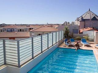 Appartement charmant et lumineux à Montpellier | Balcon privé!