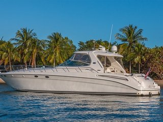 55' Sea Ray - Yacht Party Rental!