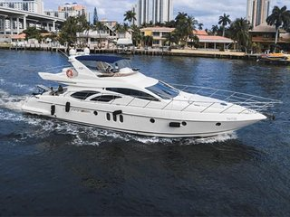 62' Azimut - Yacht Party Rental!
