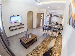 Private Studio in trendy downtown Cancun