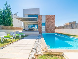 CAN BOSQUERRÓ - Villa for 5 people in sa Ràpita