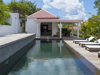 Villa Angelina  ^ Near Ocean * Located in  Beautiful Gustavia with Private Pool