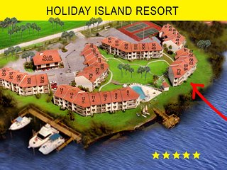 $300 OFF! Island Vacation, Family 2-6, WaterFont! Beach/Pool/Bicycling/Kayaking