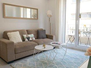 Malaga Holiday Apartment 22058