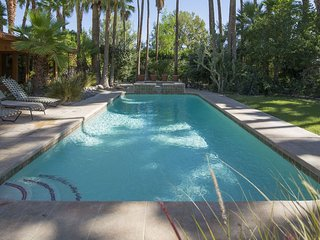 The Palms - Lush Mid Century Oasis - City of Palm Springs ID#: 2788