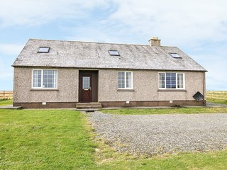 ST KILDA, open fire, set in lawned grounds, close to fishing and sandy bays, Nor