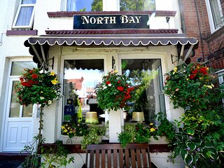 NORTH BAY GUEST HOUSE, over four floors, near Pickering
