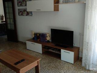 LECORON        Apartamento 4 plazas en el centro de Aguilas, a 1 m. de la playa.